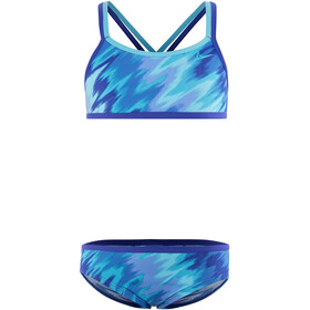 Nike Swim Splash Bikini Children blue